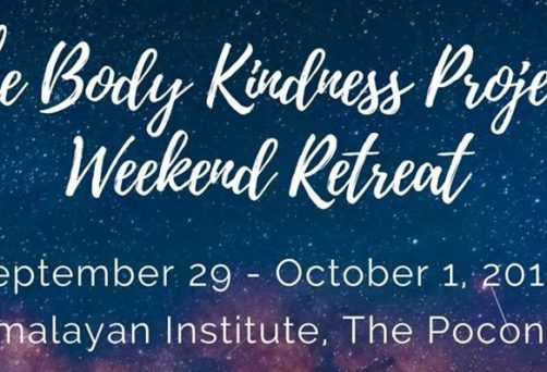 The Body Kindness Project: Weekend Retreat